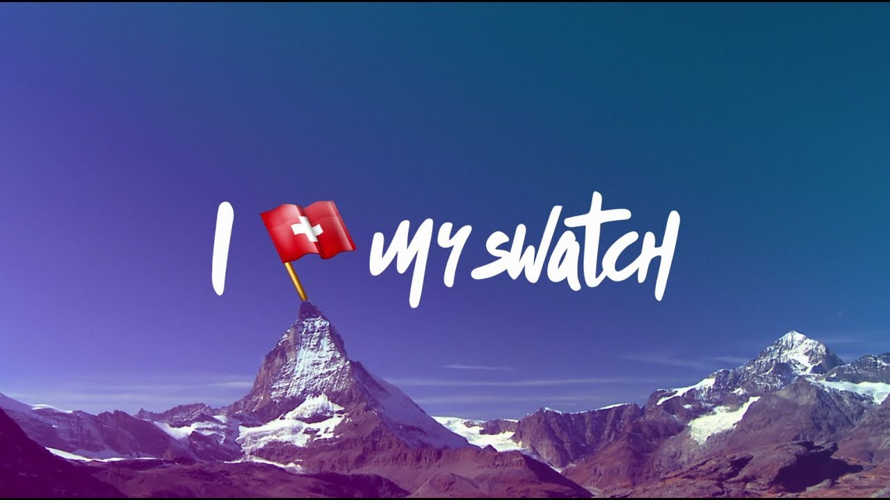Nafas Urban dalam Koleksi Jam Tangan Terbaru Swatch