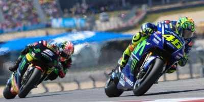 Rossi Ungkap Kekesalan kepada Zarco