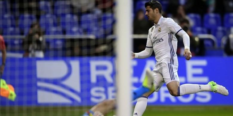 Real Madrid Hancurkan Deportivo La Coruna