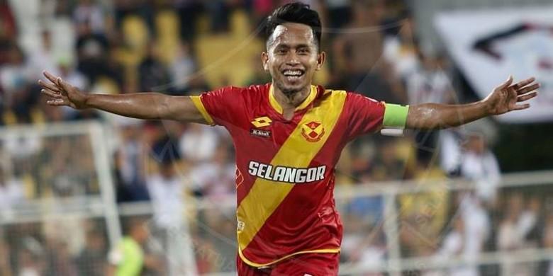 Andik Kembali ke Selangor FA