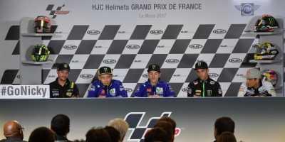 Rossi dan Vinales Dedikasikan Balapan GP Prancis untuk Hayden