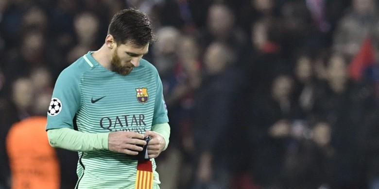 Messi Ingin 'Tendang' 4 Sosok