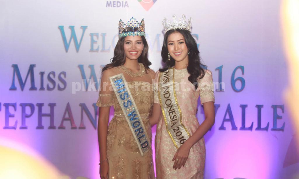 Miss World 2016 Sangat Ingin Nikmati Wisata Kota Bandung