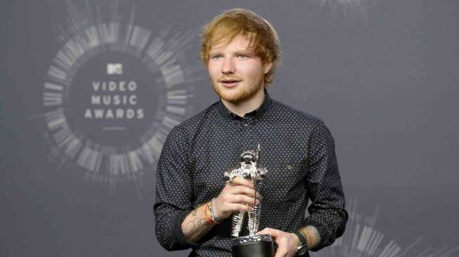 Ed Sheeran Dipastikan Konser di Jakarta