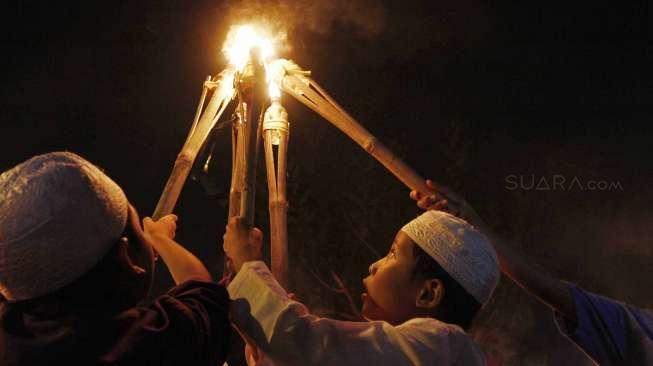 Mengintip Tradisi Sahur Ketuk di Gorontalo