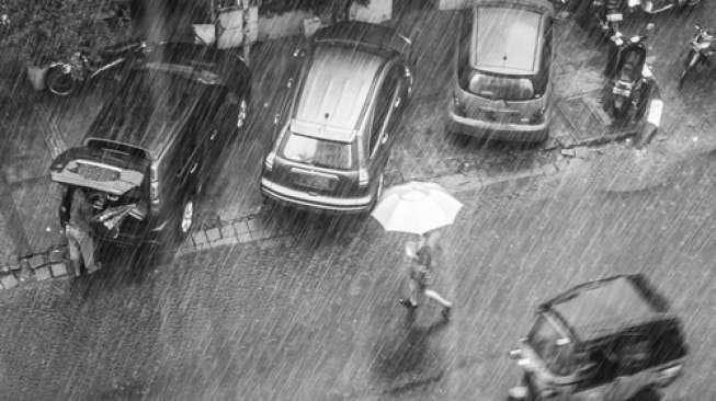 Jakarta Bakal Diguyur Hujan Ringan Siang Nanti