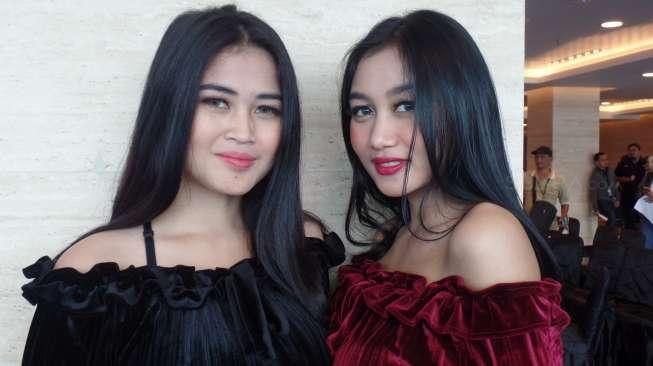 Heboh Insiden Baju Melorot Pamela 'Duo Serigala'