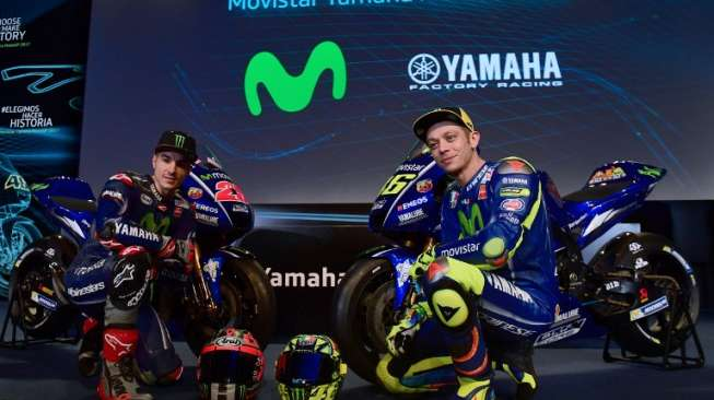 Bukan Rossi, Ini Favorit Juara Dunia MotoGP versi Vinales