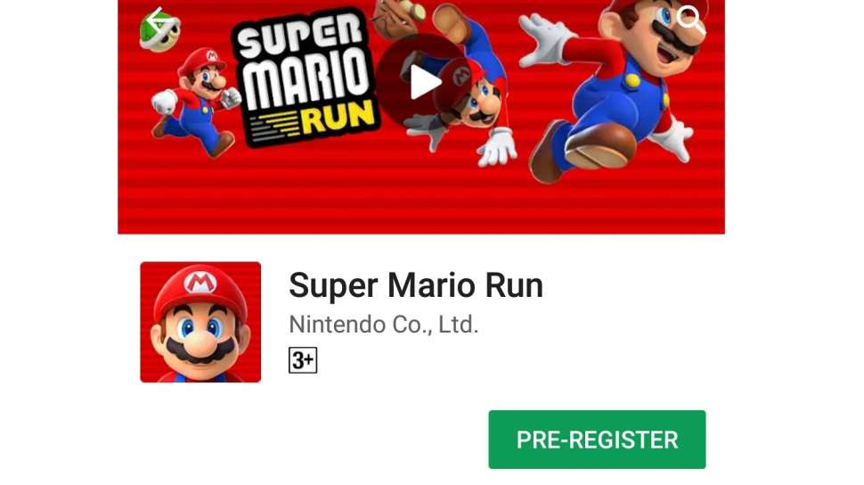 Akhirnya, Nintendo Boyong Super Mario ke Ponsel Android