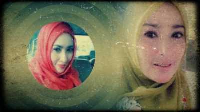 Kak Ema dan Firza Husein Teman Pengajian