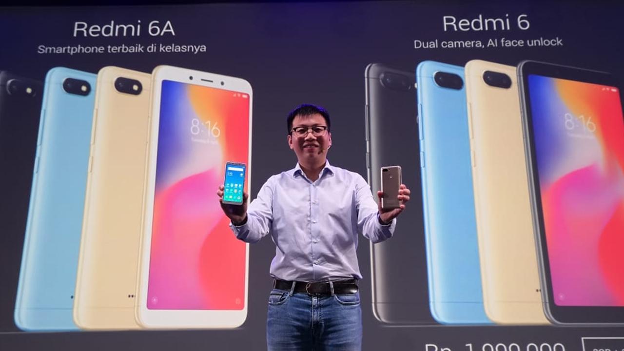 5 Brand Smartphone Terlaris di Indonesia, Xiaomi Terus Tempel Samsung