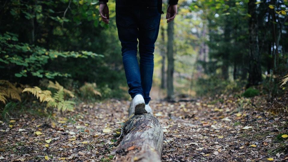 Keagresifan Seseorang Dapat Dinilai dari Cara Berjalannya