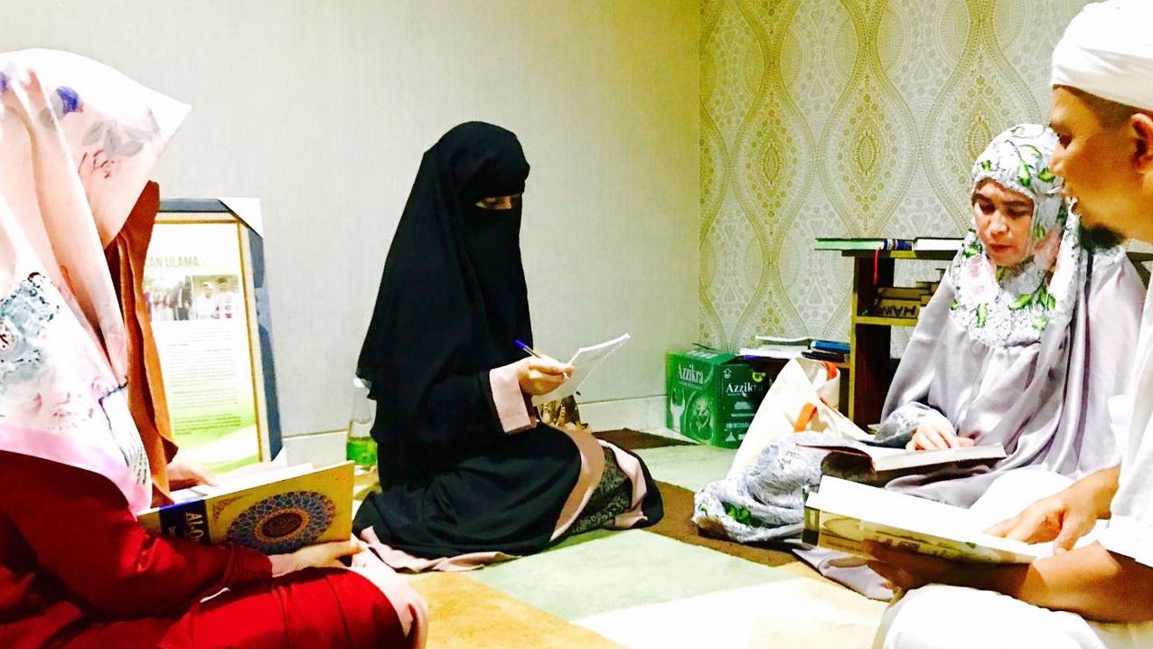 Sosok Istri Ketiga Arifin Ilham Terkuak