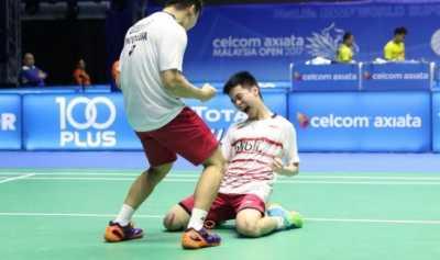 Marcus/Kevin Ditargetkan Raih Gelar Juara di Indonesia Open