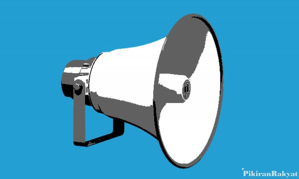 Pengeras Suara Masjid Boleh Digunakan untuk Apa Saja?