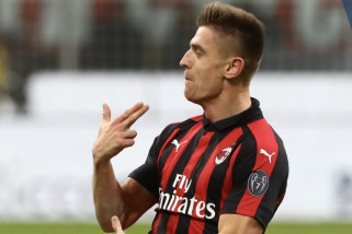 Hasil dan klasemen Liga Italia, Milan belum bisa dekati Inter