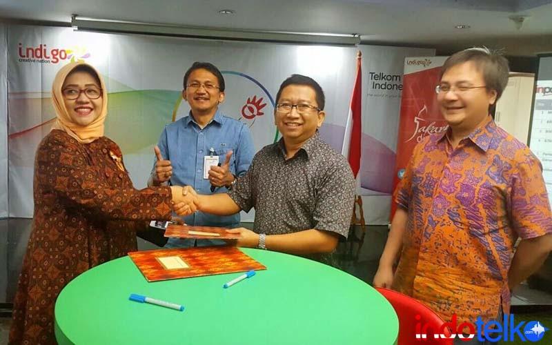 Telkom Gandeng PNRI Lokananta Lestarikan Budaya