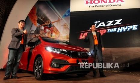 Januari Hingga April, Honda Jazz Pimpin Pasar Hatchback