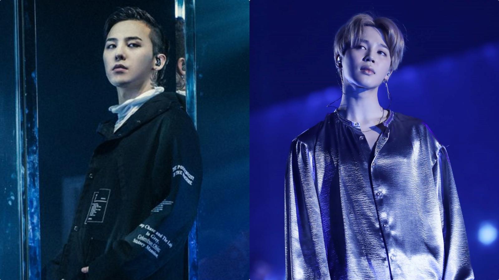 G-Dragon dan Jimin BTS, Anggota Boyband K-Pop Terbaik Versi Guardian