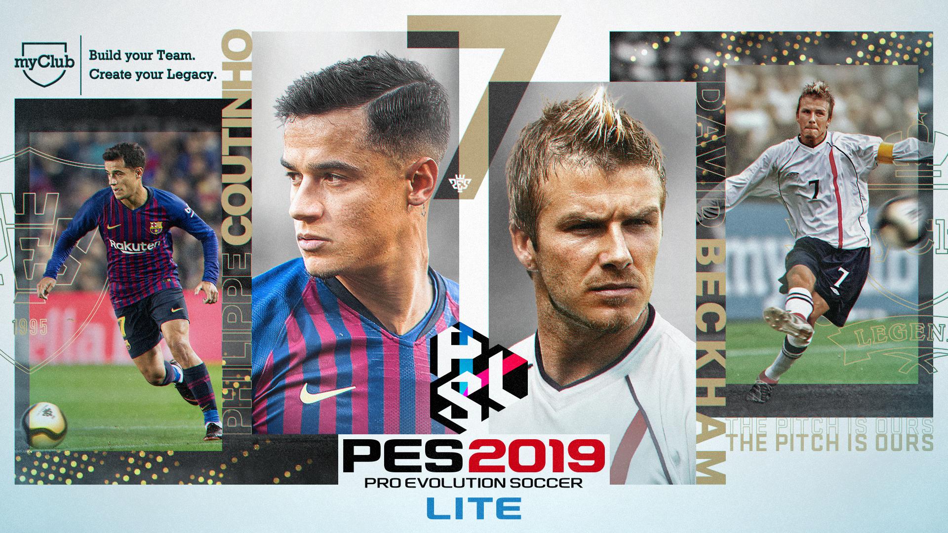 Begini Cara Main Game PES 2019 Gratis di PlayStation 4, Xbox One, PC