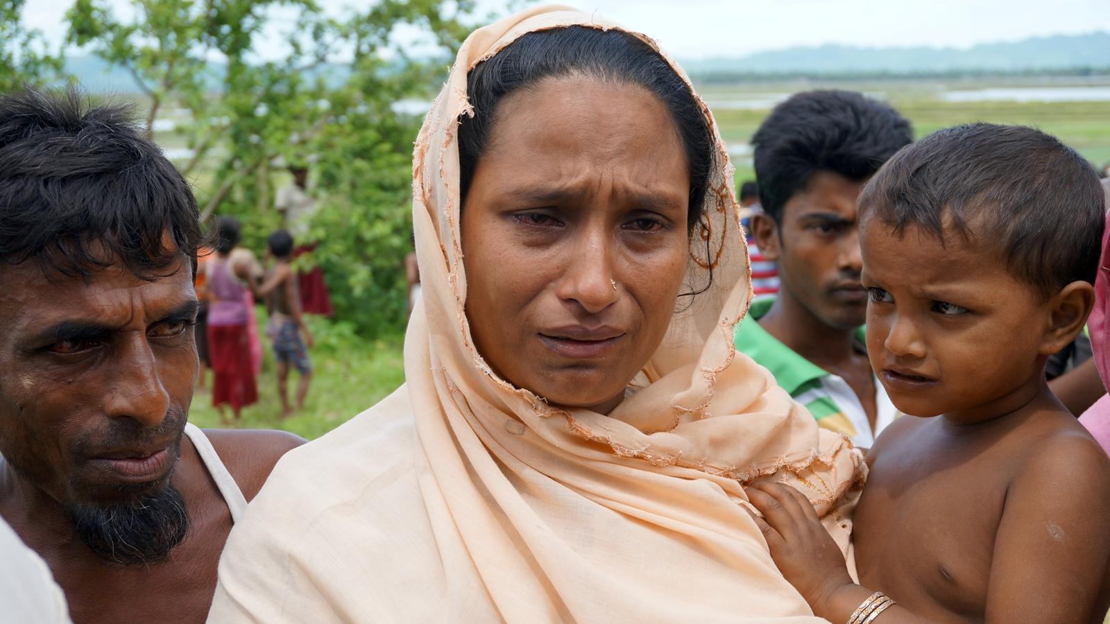Derita Rohingya, Diperkosa hingga Dibakar Hidup-hidup