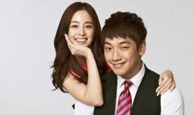 Rain dan Kim Tae-hee Menanti Anak Pertama