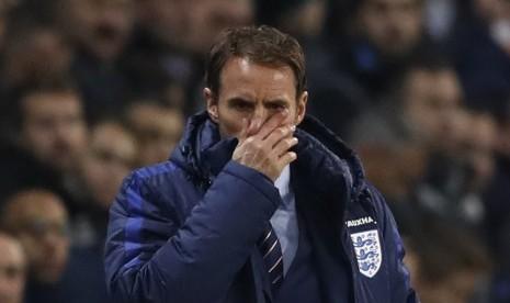 Kekalahan Inggris Pengalaman Berharga untuk Pemain Muda