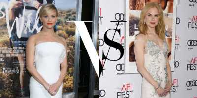 Nicole Kidman vs Reese Witherspoon dalam Fashion