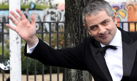 Rowan Atkinson Kembali Jadi Johnny English