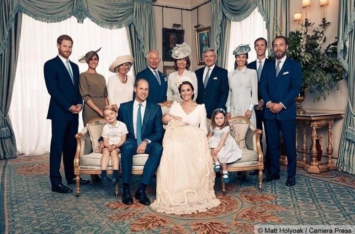 7 Hal yang Tak Kamu Ketahui Soal Pewaris Takhta Inggris