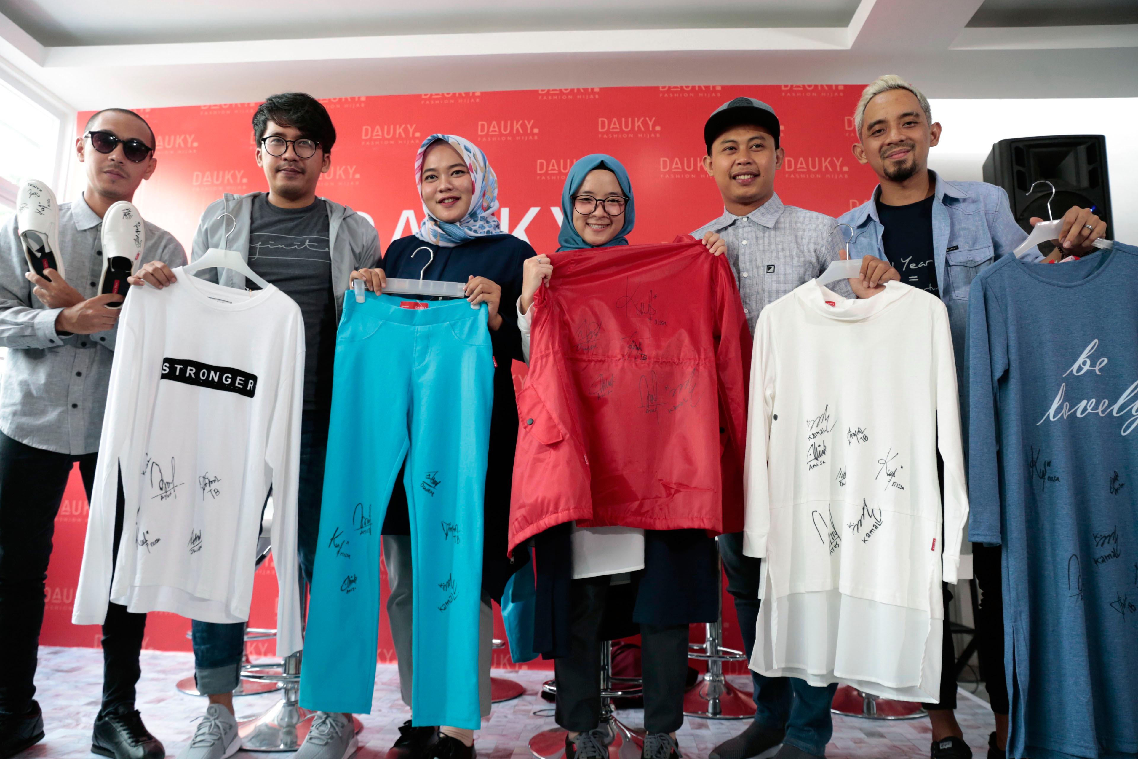 Nissa Sabyan Ikut Galang Dana untuk Korban Gempa Lombok