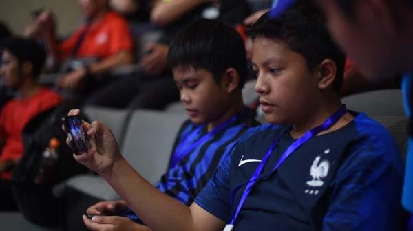 Galaxy J Series bisa hasilkan konten seru seputar Asian Games 2018