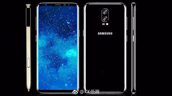 Samsung Galaxy Note 8 Diluncurkan September 2017
