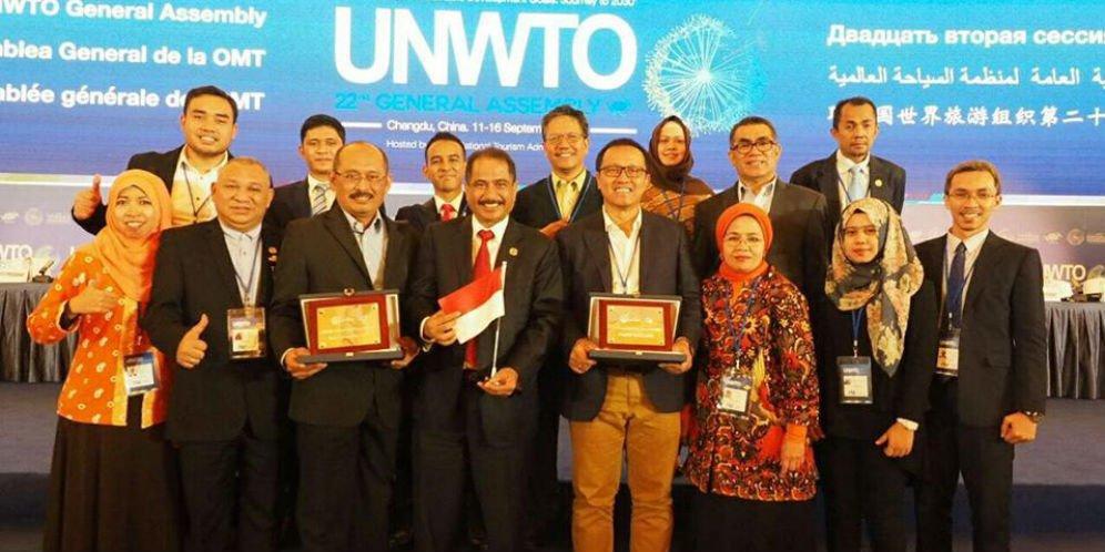 Selamat! Video Pariwisata Indonesia Rebut Juara Dunia