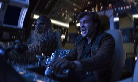 Tiket Presales Han Solo Kalahkan Black Panther