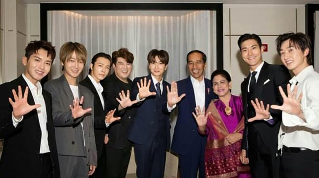 Super Junior & Gelombang Kebudayaan Populer Korea di Dunia