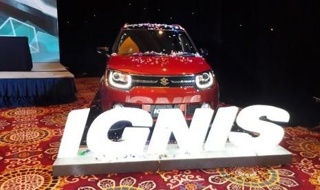 Penjualan Suzuki Lampaui Target di IIMS 2017