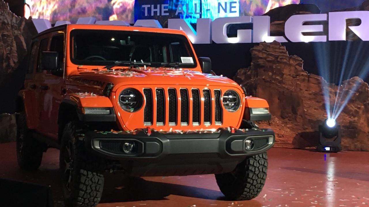 All New Jeep Wrangler: Spesifikasi, Fitur, dan Harga