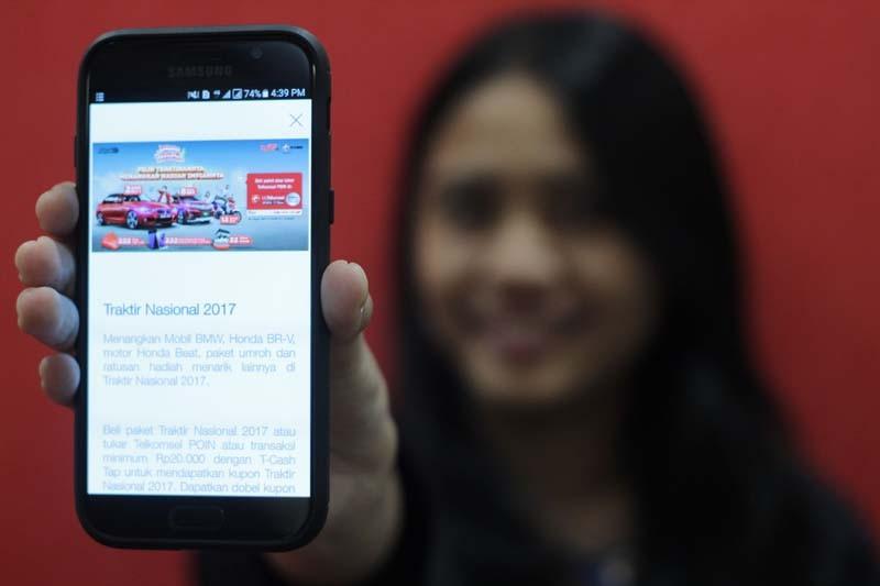 Telkomsel Manjakan Pelanggan Selama Ramadan 2017