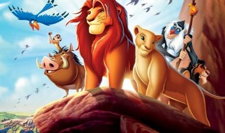 Ini Pengisi Suara di Film Lion King