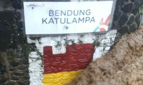 Katulampa Siaga I, Empat RW di Kampung Melayu Banjir