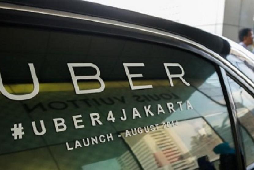 Uber akan Luncurkan Taksi Terbang pada 2020