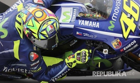 Analis MotoGP: Rossi Itu Antimainstream dan Cerdas