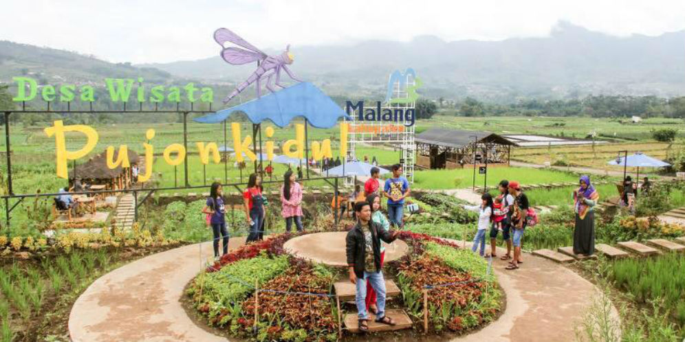 Ada Desa Wisata Keren di Malang