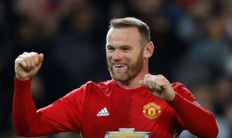 Wayne Rooney: Saya Bertahan di MU