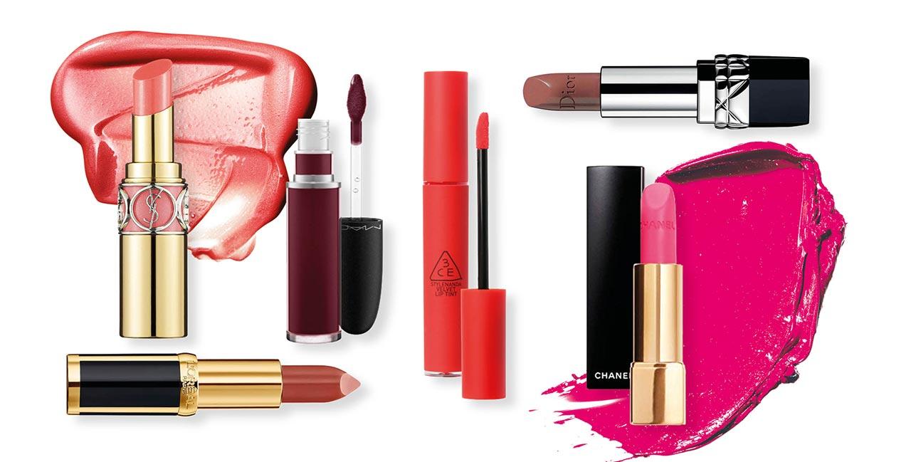 12 Warna Lipstik untuk Acara Imlek Berdasarkan Shio
