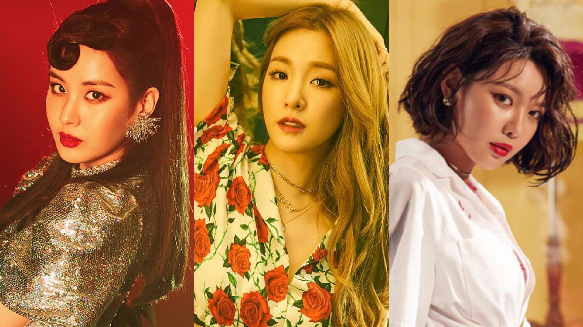 Sooyoung dan Tiffany Hilangkan Kata Girls Generation di  Instagram