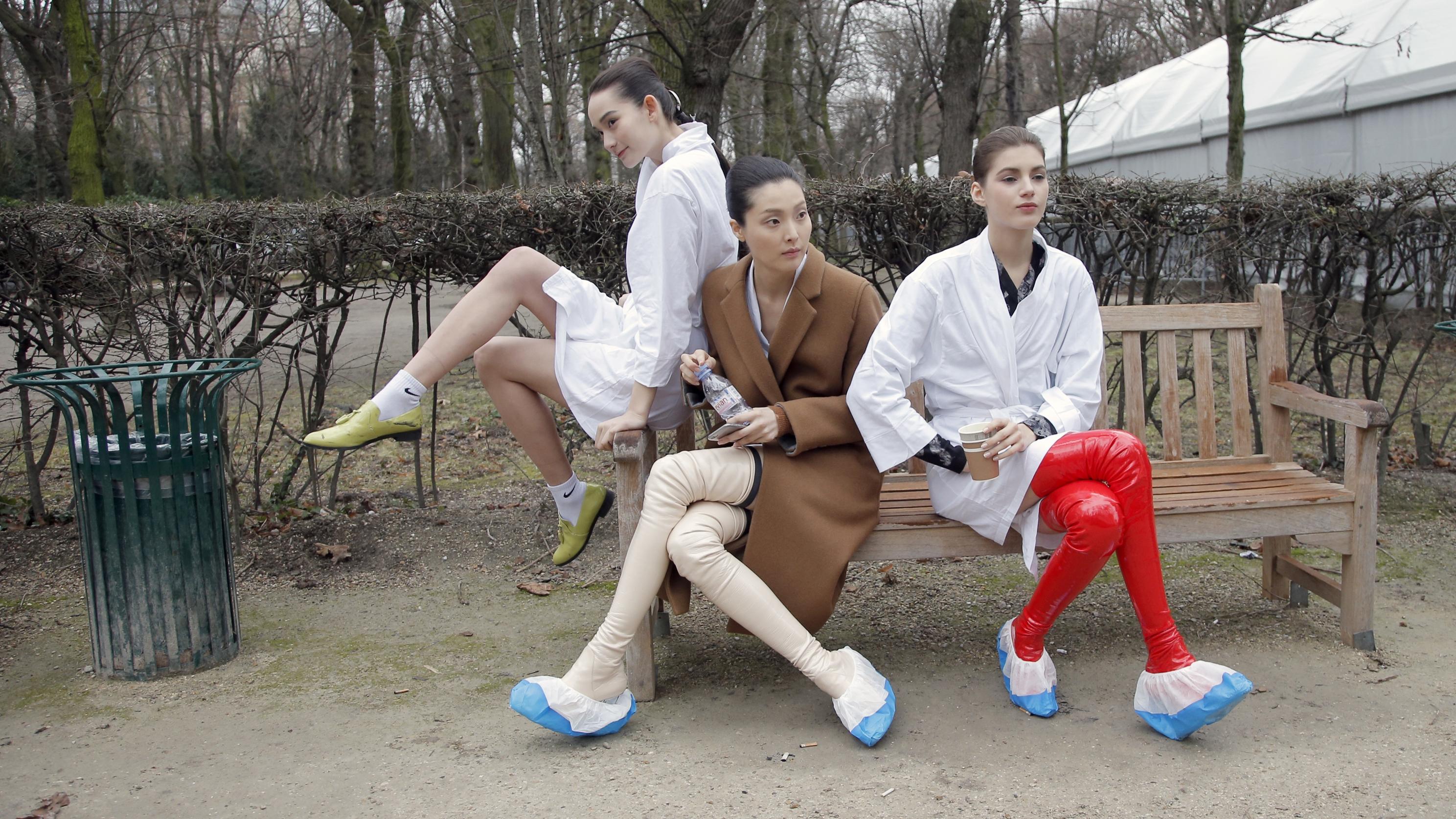 Dior, Gucci, dan Louis Vuitton Larang Gunakan Model yang Terlalu Kurus