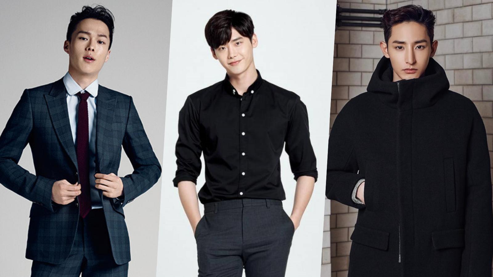 7 Aktor Korea yang Memulai Karier Sebagai Model Runway
