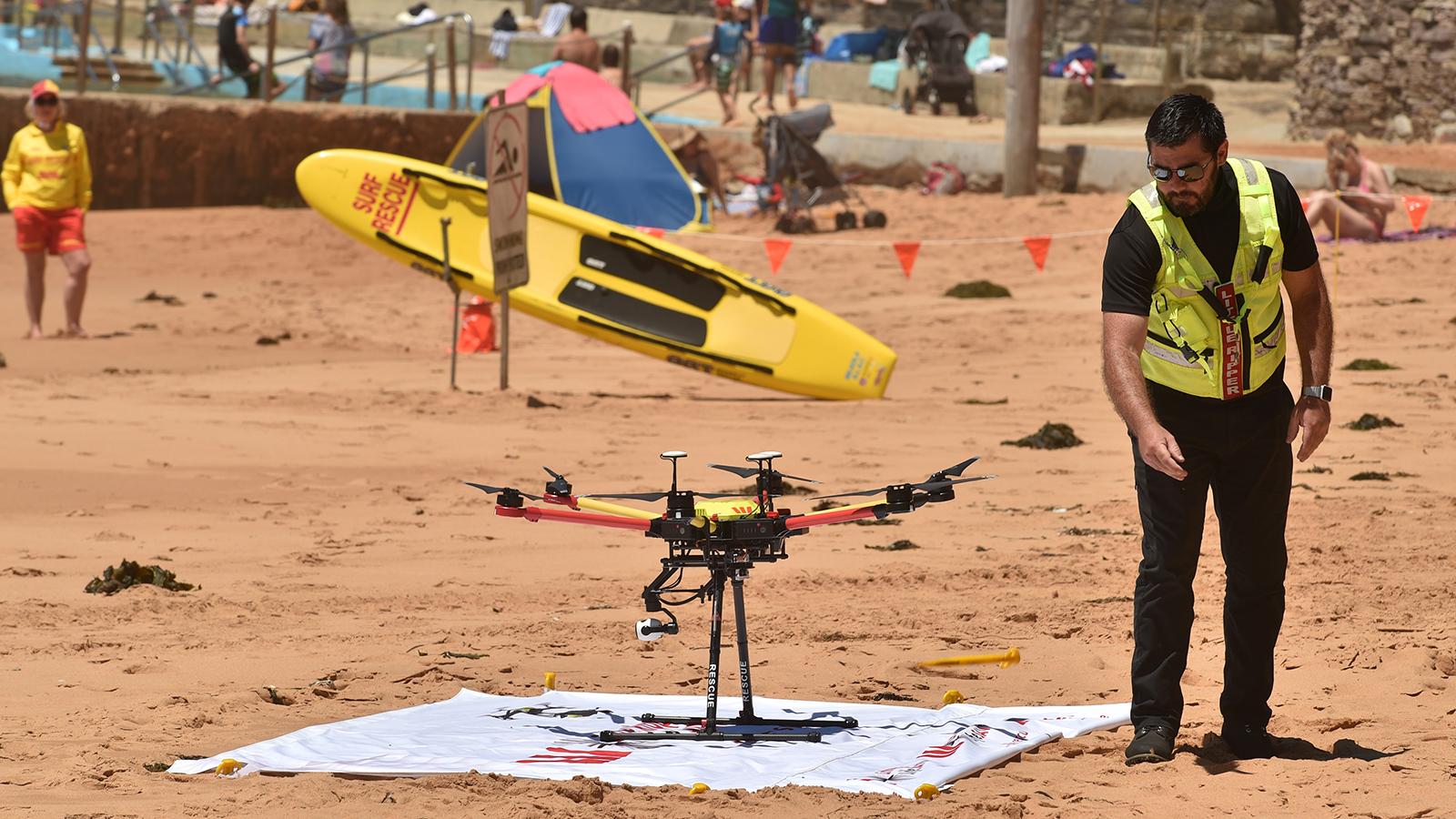Aneka Guna Drone